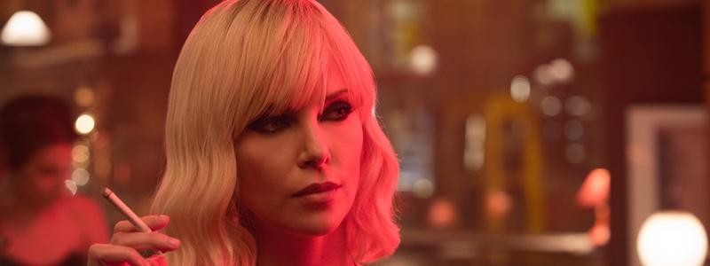 Atomic Blonde – บลอนด์ สวยกระจุย 2016